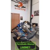 CHASIS FERNANDO ALONSO 2007 - VICTORY - JUNIOR - SENIOR