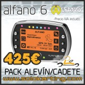 ALFANO 6 - PACK ESPECIAL ALEVÍN/CADETE