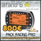 ALFANO 6 - PACK ESPECIAL RACING PRO