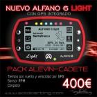 ALFANO 6 LIGHT (ALEVÍN-CADETE)
