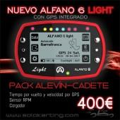 ALFANO 6 LIGHT (1 TEMPERATURA) ALEVÍN-CADETE