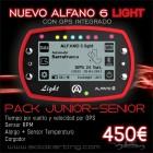 ALFANO 6 LIGHT (JUNIOR-SENIOR)