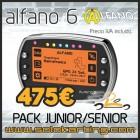 ALFANO 6 - PACK ESPECIAL JUNIOR/SENIOR