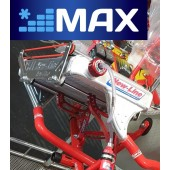 RADIADOR NEWLINE RS MAX RED EDITION