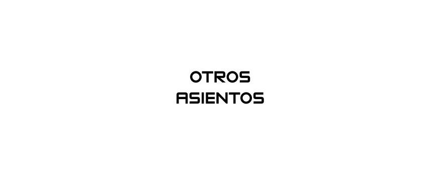 OTROS ASIENTOS