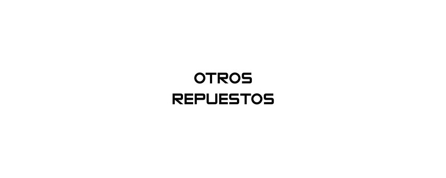 OTROS REPUESTOS CHASIS