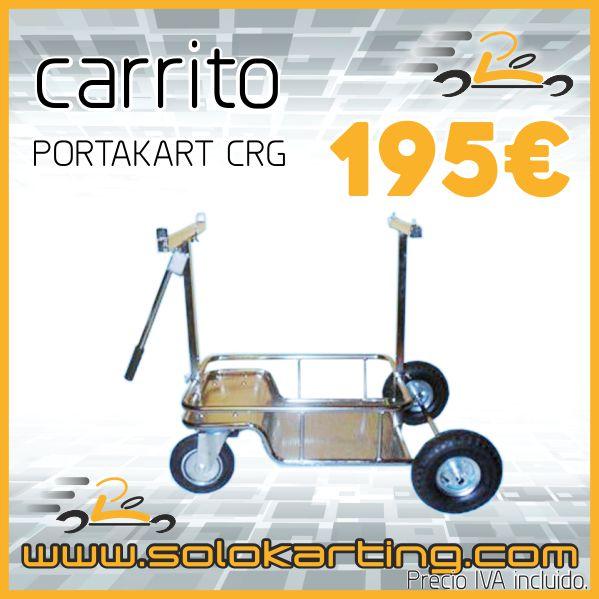 CARRITO PORTAKART CRG